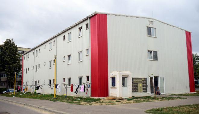 """Foto: Monitorizarea video a Constanţei începe cu ghetoul """"Henri Coandă""""!"""