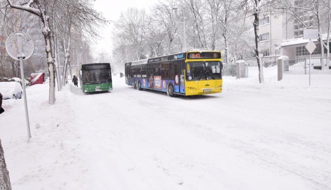 Foto: Viscole şi temperaturi extreme, iarna aceasta, la Constanţa