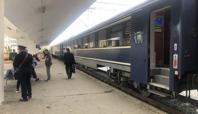 Se reaude glasul roților de tren! Reguli stricte pentru călători și bilete mai puține - fotofondladrum2-1591120628.jpg