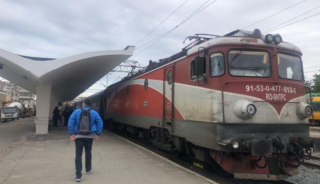 Se reaude glasul roților de tren! Reguli stricte pentru călători și bilete mai puține - fotofondladrum4-1591120667.jpg