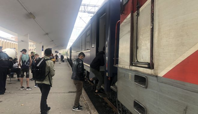 Se reaude glasul roților de tren! Reguli stricte pentru călători și bilete mai puține - fotofondladrum5-1591120686.jpg