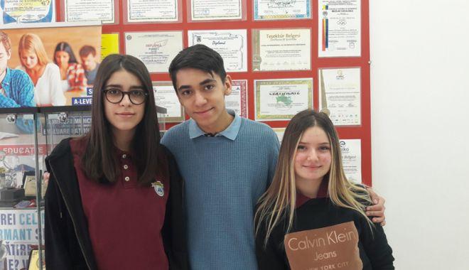 18 elevi ai Liceului Internațional  de Informatică din Constanţa,  calificaţi la olimpiade naționale - fotofondlicinfo3-1522940616.jpg