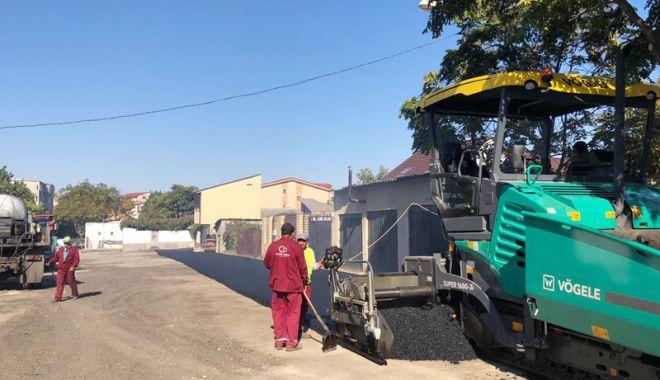 Foto: Parcări noi pentru constănţeni! 100 de locuri în zona Dacia