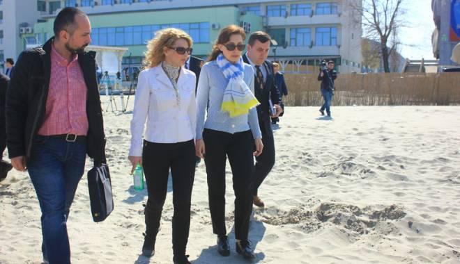 Foto: Plaje noi în Constanţa şi Mamaia. Cine va face bani de pe urma lor? Hotelierii le vor în curtea lor