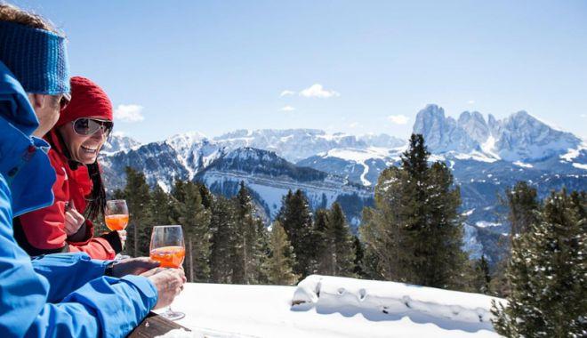 Foto: Nota de plată: 18 milioane de euro  pentru minivacanţa de Crăciun, la munte