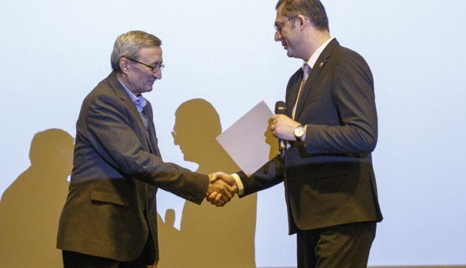 Olimpicii și profesorii lor, premiaţi de CJC Constanţa.