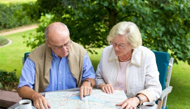 Foto: Cum poţi afla rapid cât mai ai până ieşi la pensie