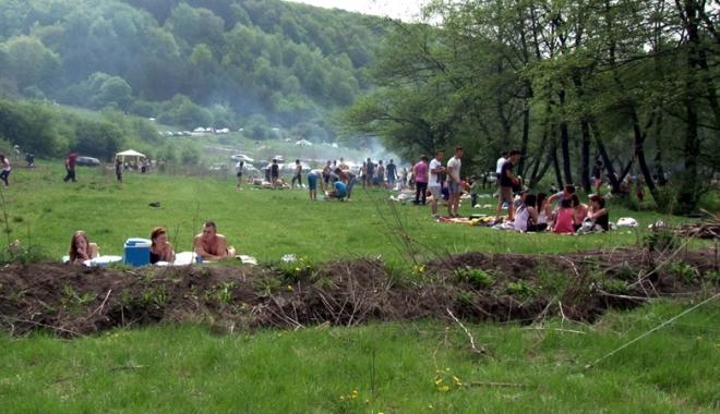 Foto: 1 Mai la iarbă verde! Unde pot constănţenii să petreacă la picnic