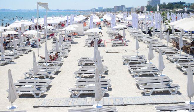 Foto: Începe lupta pentru plaje! Zeci de sectoare libere, scoase la licitaţie