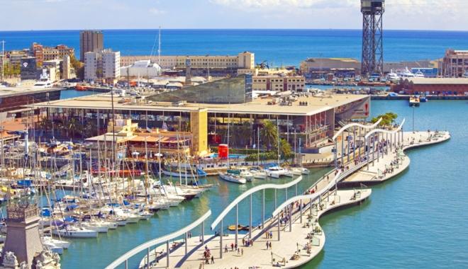 Foto: Porturi turistice, centre de salvamar şi centre balneare cu bani de la Guvern, pe litoralul Mării Negre