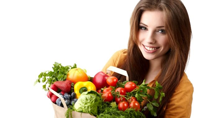 Foto: Postul cu hrană sănătoasă, dietă şi detoxifiere
