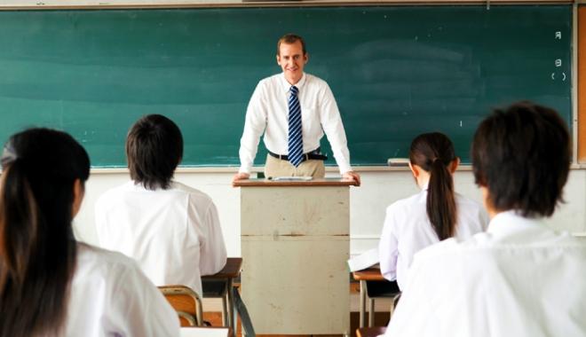 Foto: Profesorii vor să iasă mai devreme la pensie şi cer o nouă lege pentru cadrele didactice