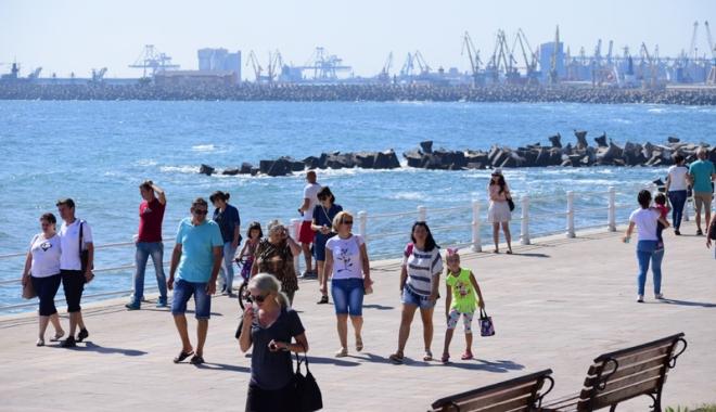 Foto: Ce planuri are Primăria Constanţa. Parc costier, promenade pe malul mării şi parcuri în Portul Constanţa