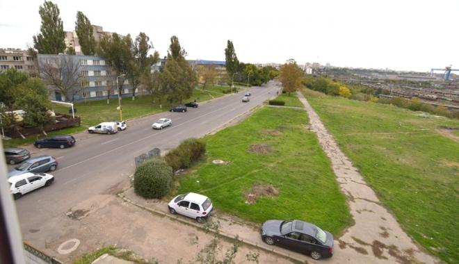 Foto: Un nou cartier de lux în Constanţa? Turnuri de zece etaje chiar pe malul portului