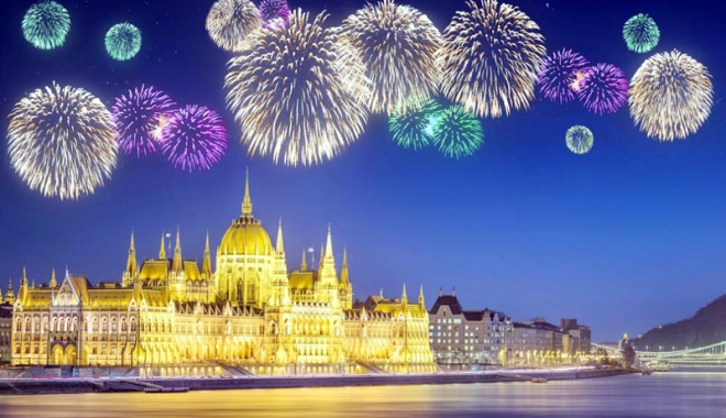 Foto: Vă pregătiţi de Anul Nou? Revelion în stradă la Constanţa, Bucureşti, Sibiu sau Cluj
