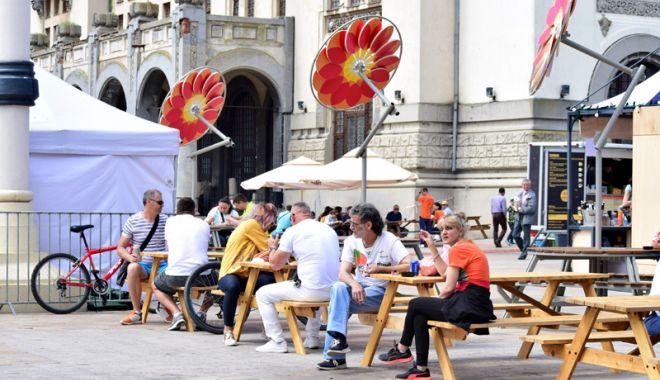 Foto: Sărbătoare la Constanţa! Week-end plin de evenimente la malul mării