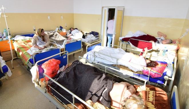 """Foto: """"Scântei"""" în spitalele din Constanţa!  Directorii, monitorizaţi de preşedintele CJC"""