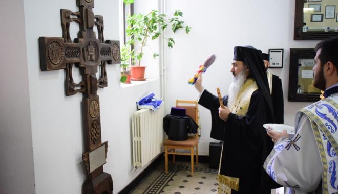 Profesorul Traian Petcu, donaţie către Colegiul
