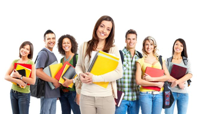 Foto: Studenţie în străinătate. De la taxe, la uşile care se deschid larg