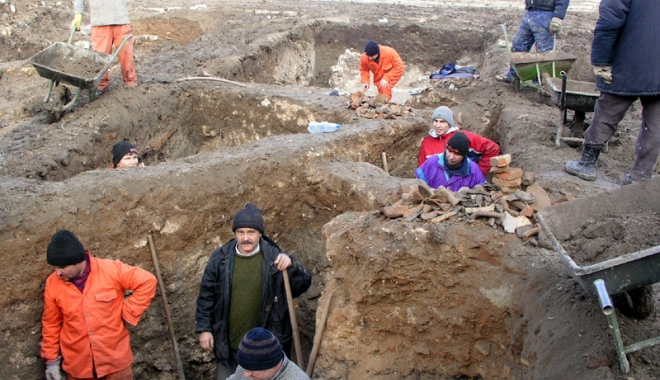 Foto: Cum sunt promovate siturile arheologice mai puţin cunoscute