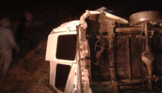 Foto: Accident rutier cumplit. O tânără de 16 ani  A MURIT PE LOC