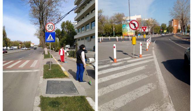 Foto: Începând de astăzi, traficul rutier din Mamaia va fi redirijat. Iată rutele