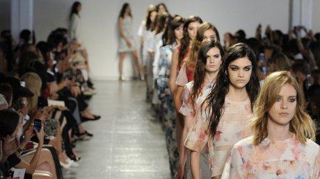 Foto: Un gigant de modă francez nu va mai angaja fotomodele minore