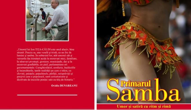 """Foto: De ce am scris cartea """"Primarul Samba"""""""