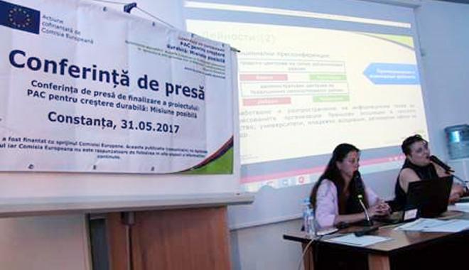 Foto: Proiect european  româno-bulgar  pe Agricultură,  în Constanţa