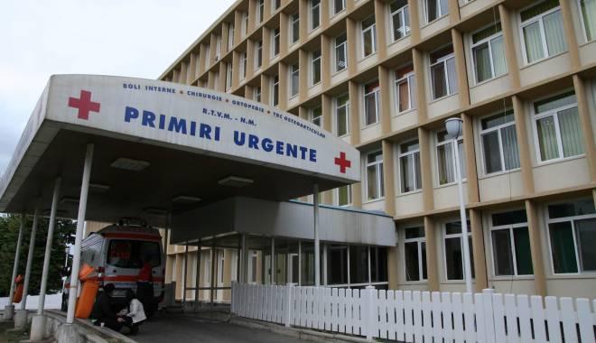 Foto: Spitalul municipal din Mangalia, finanţat de la bugetul de stat