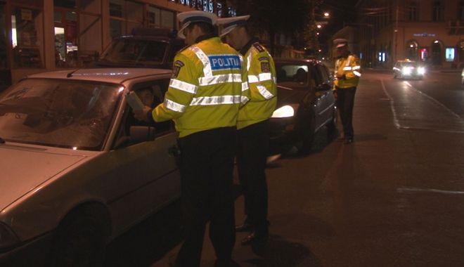 Foto: Dosar penal pe numele unui constănţean, prins băut la volan