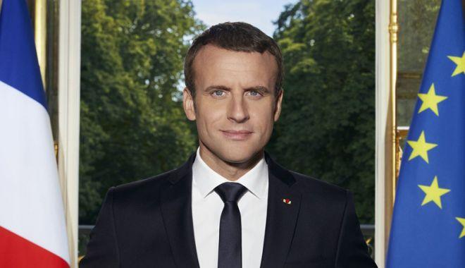 Foto: Francezii, dezamăgiți de activitatea președintelui Macron