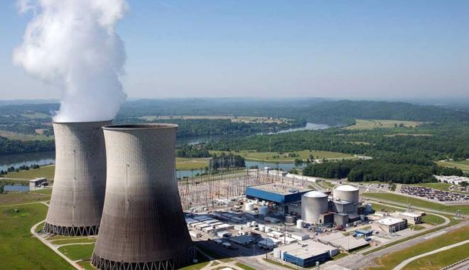 Foto: Franţa se angajează să închidă până la 17 reactoare nucleare înainte de 2025