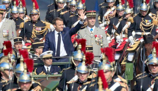 Franţa a marcat Ziua Căderii Bastiliei cu o paradă pe Champs Elysees - franta-1531656508.jpg