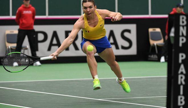 Foto: Franţa atacă România cu patru sportive din Top 100, în Fed Cup
