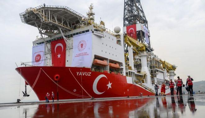 Foto: Franţa invită Turcia să respecte suveranitatea Ciprului