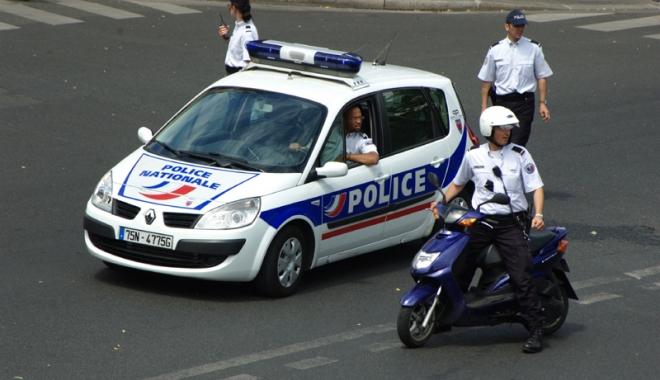 Foto: Franţa: Poliţiştii au dejucat planul ce viza atacuri împotriva unor politicieni
