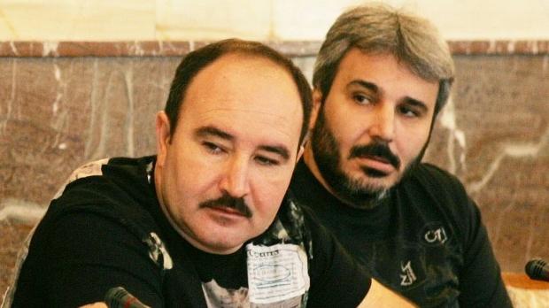 Foto: Frații Cămătaru află sâmbătă dacă vor fi arestați preventiv pentru 30 de zile