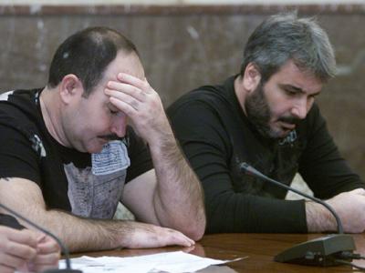 Foto: Nuțu și Sile Cămătaru, în arest încă 30 de zile