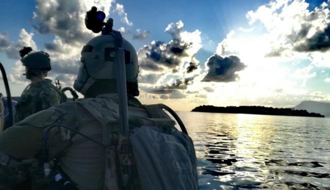 """Foto: Fregata """"Regele Ferdinand"""" a plecat  în misiune, în estul Mediteranei"""