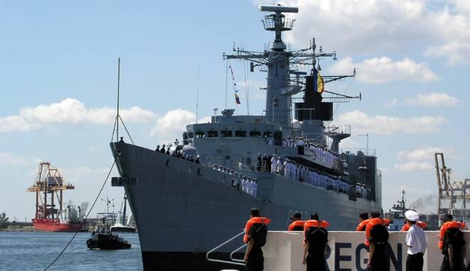 Foto: Fregatele Regele Ferdinand şi Regina Maria vor fi modernizate
