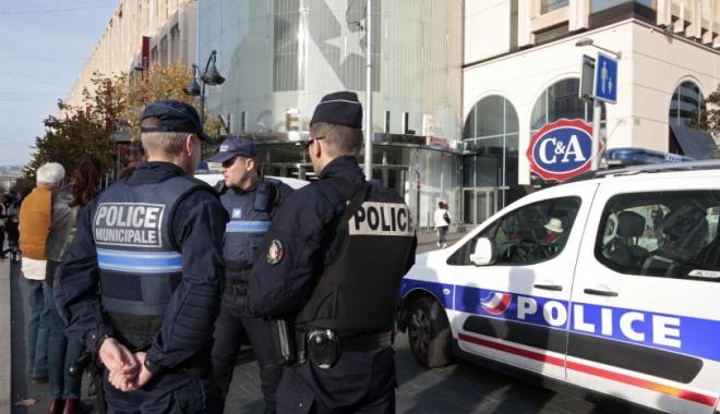 Foto: FRANCEZ SUSPECTAT DE TERORISM, ARESTAT