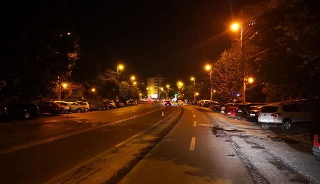 Foto: Atenție șoferi! Se lucrează pe o porțiune a străzii Soveja