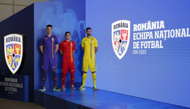 Foto: FRF a lansat noua identitate de brand a echipei naționale