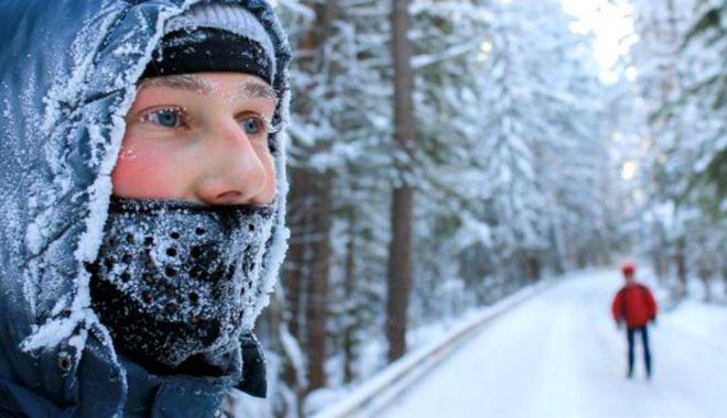 Foto: MEDIC: Hipotermia, un ucigaș tăcut! Ghid de supravieţuire în sezonul rece, prevenire și prim ajutor