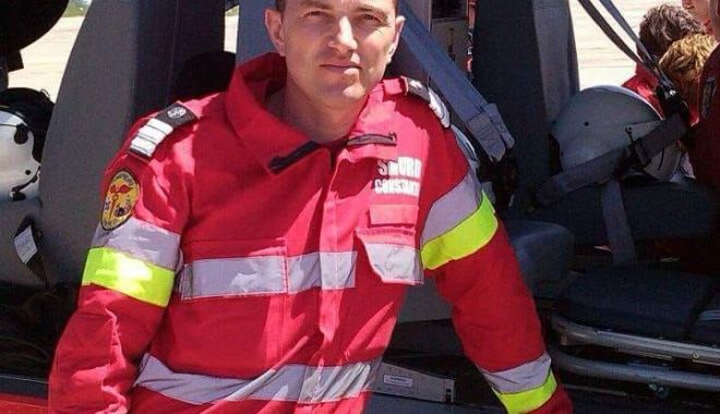 Foto: Zi tristă pentru salvatori. Să nu-l uităm pe Dan Fripis!