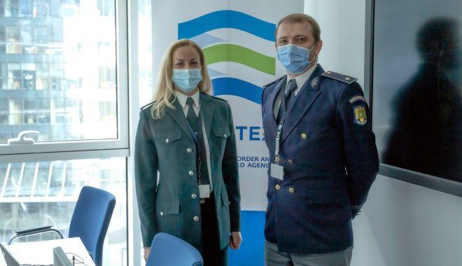 Polițiștii de frontieră români, apreciați de conducerea Frontex - frontex2-1620328132.jpg