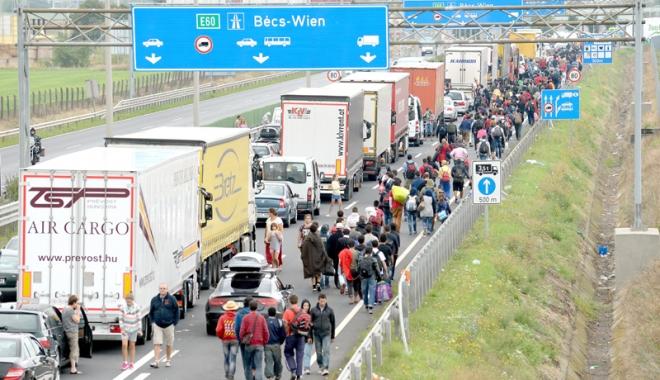Foto: Schengen: Bruxellesul propune posibilitatea reintroducerii controalelor la frontieră
