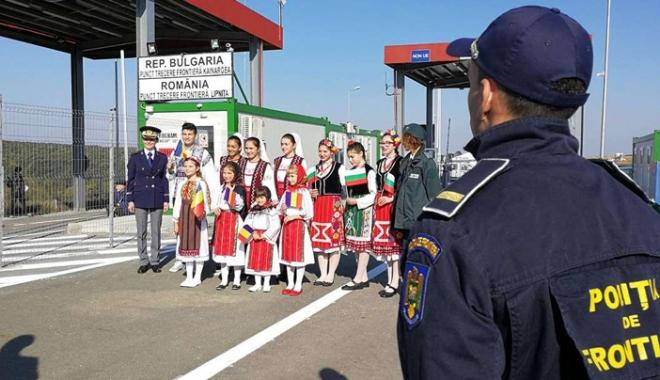 Premierul Tudose a inaugurat punctul de frontieră Lipniţa -Kainargea.
