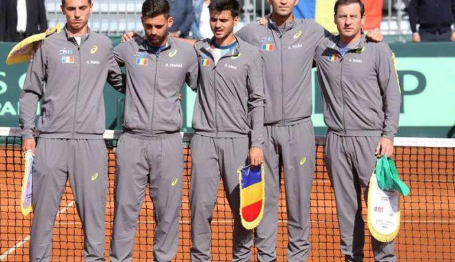 Foto: FR de Tenis a pus în vânzare biletele pentru meciul de Cupa Davis